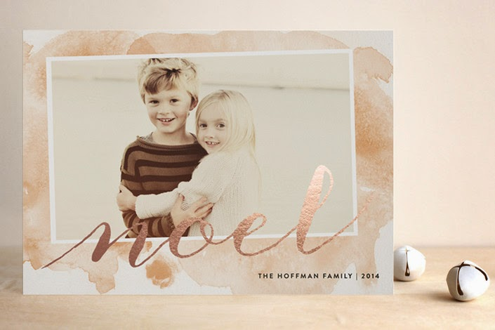 Holiday // 'Tis the Season for Minted (+Giveaway!)